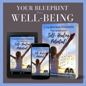 Photo of ebook: 3 top mind body discoveries that boos your Self-Healing Potential